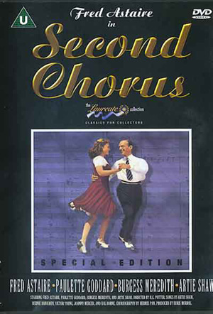 Second Chorus DVD front cover